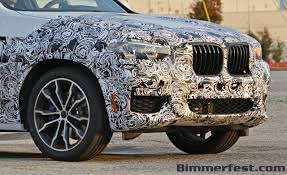 bmw u0027s 2018 x3 peels off some camo to provide a better look