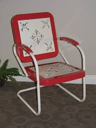 Retro Patio Furniture For Sale by Retro Outdoor Chair Multiple Colors Walmart Com