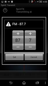 fm modulator apk spirittransmit root xperz only android apps on play