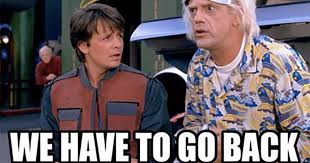 Back To The Future Meme - back to the future meme nails tuition cost absurdity attn