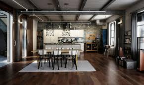 loft interior design interior unusual industrial interior design with unique pendant