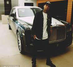 tyga lamborghini aventador rapper tyga set to his 400 000 lamborghini repossessed