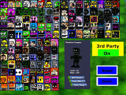 fnaf world halloween edition download fnagl world party creation by thecoolgoldensteve on deviantart