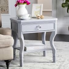 buy grey nightstands from bed bath u0026 beyond