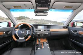 old lexus interior review 2014 lexus gs 450h the truth about cars