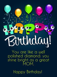 happy birthday messages mom best 25 mom birthday wishes ideas on