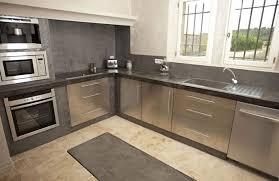 cuisine fonctionnelle plan cuisine fonctionnelle et ergonomique 12 cuisine plan beton cire top
