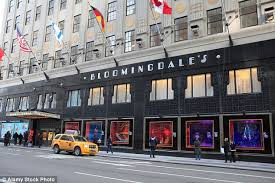 new york city named world s top shopping destination daily mail
