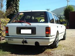 1987 nissan bluebird turbo 4wd related infomation specifications