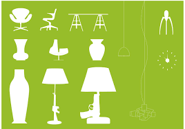fresh interior design logo vector home design popular fantastical