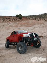 lifted dodge dakota truck dodgeforum lifted trucks pinterest