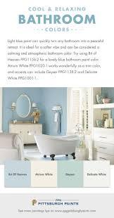 bathroom colors choosing the right bathroom paint colors 25 best ideas about ppg paint on pinterest paint colors