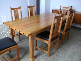 arts and crafts table for arts crafts dining table finewoodworking
