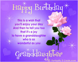 birthday quotes for granddaughters granddaughter u0027s birthday