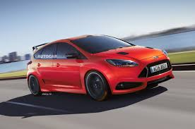 autocar reports focus rs coming in 2015 basic engine shared with