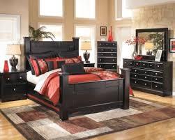 ashley king bedroom sets ashley shay 4 piece king bedroom set homemakers furniture