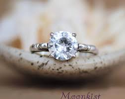 Vintage Style Wedding Rings by Engagement Rings Etsy