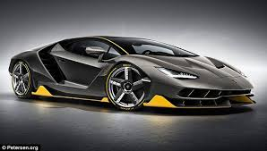 the lamborghini car lamborghini s fastest car the centenario makes debut in