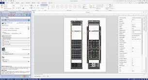 server room floor plan crtable