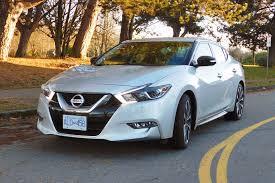 maxima nissan 2016 test drive 2016 nissan maxima sr autos ca