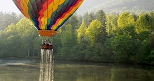 balloon delivery asheville nc give the gift of balloon flight