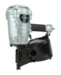 Battery Roofing Nailer by Hitachi Nv83a4 Coil Framing Nailer 3 1 4 Inch Power Framing