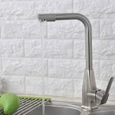 lead free kitchen faucets kitchen faucet rotating lead free stainless steel kitchen faucet
