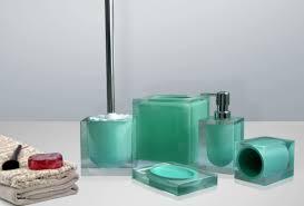 Glass Bathroom Accessories Sets Download Bathroom Sets Gen4congress Com