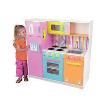 kidkraft deluxe big u0026 bright kitchen toys
