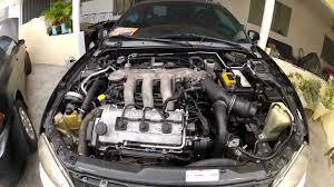 mazda motor mx 3 v6 motor funcionando redondo após ajustes youtube