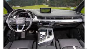 audi suv q7 interior 2016 abt qs7 based on audi q7 interior cockpit hd wallpaper 30