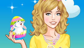 Easter Bunny Decoration Games by Easter Bunny Decoration Game My Games 4 Girls
