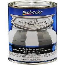 duplicolor paint shop championship white 32 oz quart bsp201
