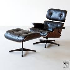 vintage eames lounge chair and ottoman vintage eames lounge chair with ottoman zeitlos berlin
