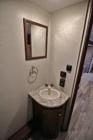 sle bathroom designs 2016 heartland trail runner sle 27sle travel trailer grand rapids