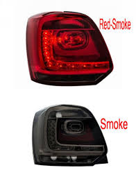 vw led tail lights eagle eyes volkswagen polo 09 led tai end 6 7 2018 2 07 am