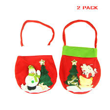 personalised north pole post office sack white santa sack