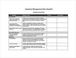 sample management action plan template 13 documents in pdf word