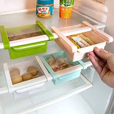 organisation cuisine bluelover frigo de cuisine en plastique réfrigérateur congélateur
