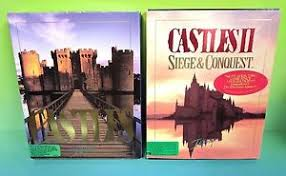 siege ibm castles i castles ii siege conquest ibm pc big box lotset