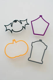cut and stamp halloween cookie cutters by sweet creations lunch