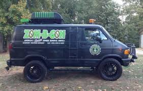 custom dodge vans for 5 500 this custom 1997 dodge could the dead