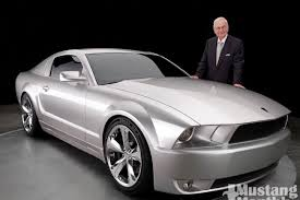 45th anniversary mustang 2009 ford mustang gt iacocca silver 45th anniversary edition