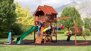 Big Backyard Playsets by Our Backyard Discovery Playset U2013 My First Impressions U2014 Oh So Crazy