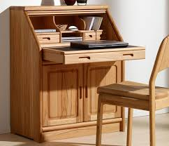 Computer Desk Bureau Smart Solid Wood Office Desk Montserrat Home Design Solid Wood