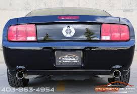2008 Mustang Gt Black 2008 Ford Mustang Gt Bullitt U2013 Only 47 700kms Black Edition