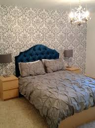 custom upholstered headboards nyc home design ideas