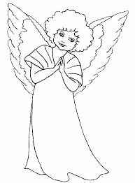 53 best angel coloring pages images on pinterest coloring sheets