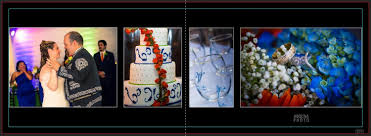 wedding album printing wedding album design and printing for vena and jose wedding