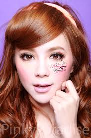 Light Brown Contact Lenses Geo Bella Brown Circle Lenses U0026 Colored Contacts Pinkyparadise